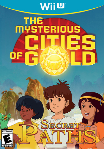 The Mysterious Cities of Gold: Secret Paths WiiU coverM (WC3E)