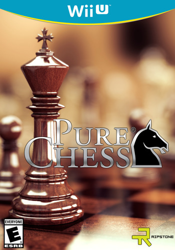 Pure Chess WiiU coverM (WC9E)