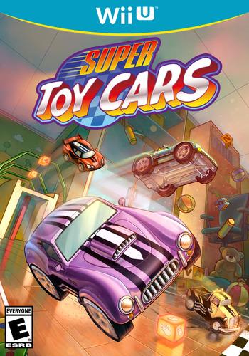 Super Toy Cars Array coverM (WCTE)