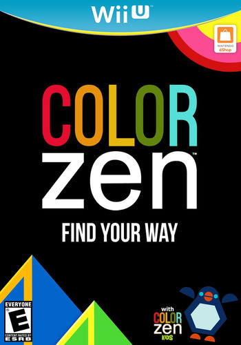 Color Zen WiiU coverM (WCZE)