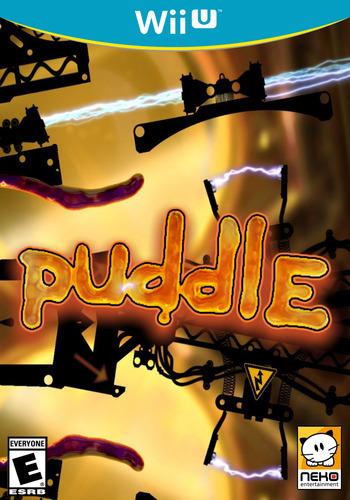 Puddle WiiU coverM (WDLE)