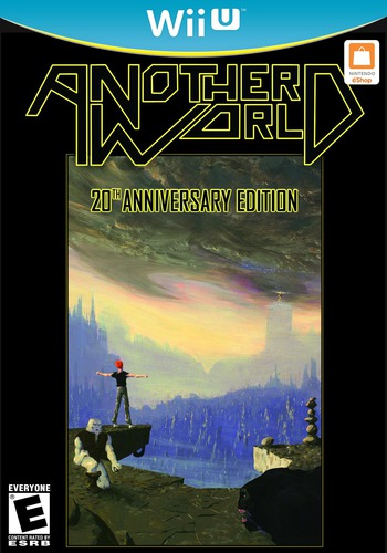 Another World: 20th Anniversary Edition WiiU coverM (WEUE)
