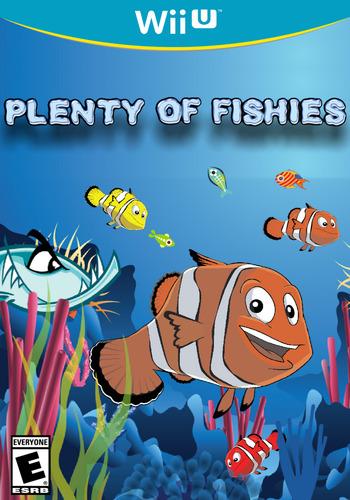 Plenty of Fishies Array coverM (WFPE)
