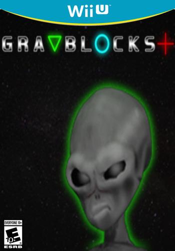 GravBlocks+ WiiU coverM (WGRE)