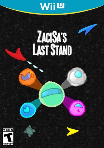 ZaciSa's Last Stand WiiU coverM (WLSE)