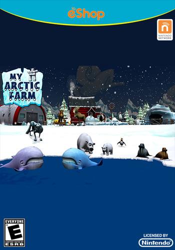 My Arctic Farm WiiU coverM (WMAE)
