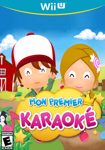 Mon Premier Karaoké WiiU coverM (WMKE)