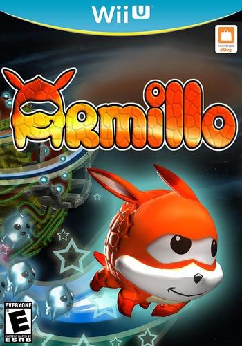Armillo WiiU coverM (WMLE)
