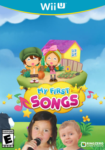 My First Songs WiiU coverM (WMSE)