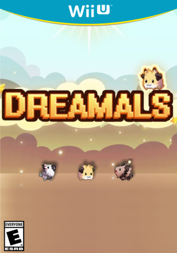 Dreamals WiiU coverM (WRLE)