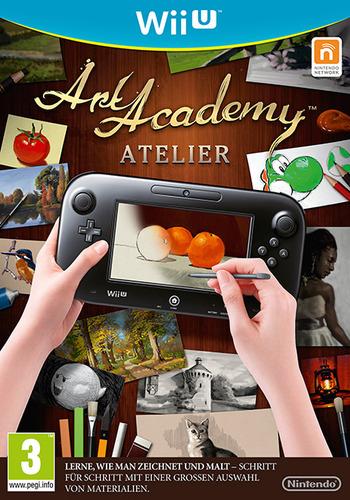Art Academy: Atelier WiiU coverM (BXAP01)