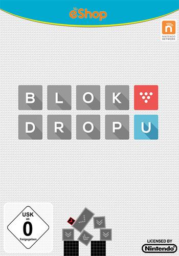 BLOK DROP U WiiU coverM2 (WBUP)