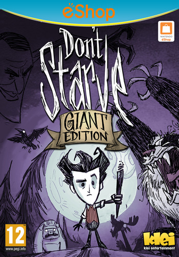 Don't Starve: Giant Edition WiiU coverM2 (ADAP)