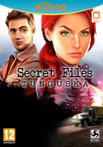 Secret Files: Tunguska WiiU coverM2 (AFHP)