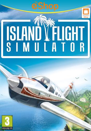 Island Flight Simulator WiiU coverM2 (AFVP)