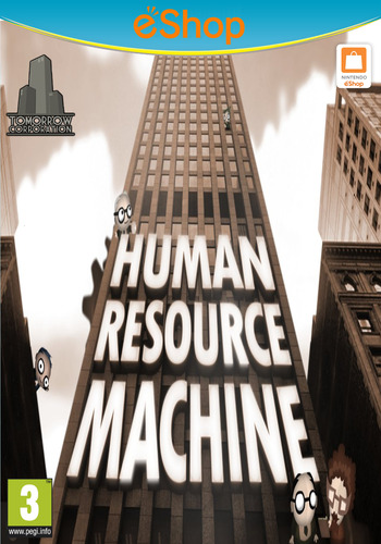 Human Resource Machine WiiU coverM2 (AHMP)