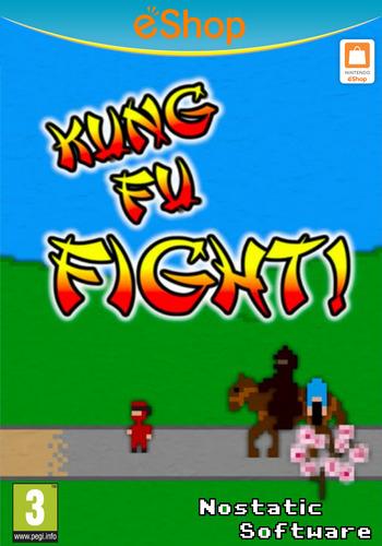 Kung Fu FIGHT! WiiU coverM2 (AK2P)