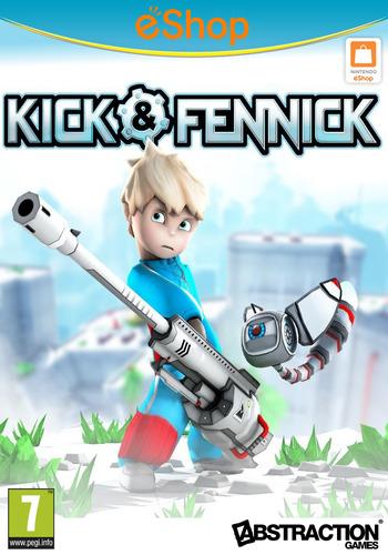 Kick & Fennick WiiU coverM2 (AKKP)