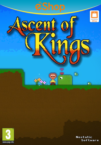 Ascent of Kings Array coverM2 (AKSP)
