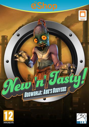 Oddworld: New 'n' Tasty WiiU coverM2 (ANWP)