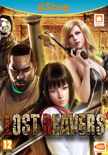 LOST REAVERS WiiU coverM2 (APHP)