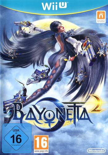 Bayonetta 2 WiiU coverM2 (AQUP01)