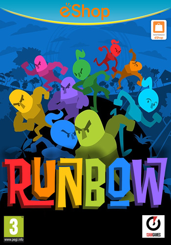 RUNBOW WiiU coverM2 (ARNP)