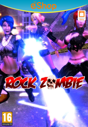 Rock Zombie WiiU coverM2 (ARZP)