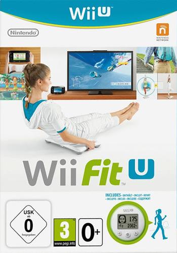 Wii Fit U Array coverM2 (ASTP01)