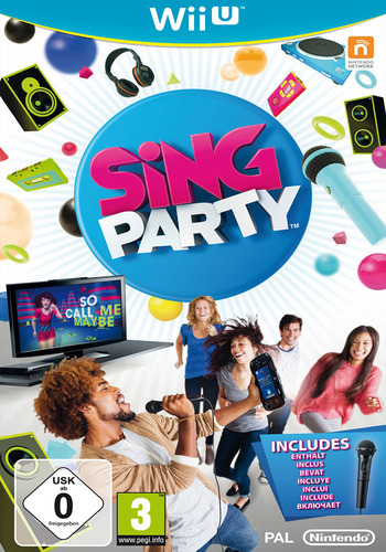 SiNG Party WiiU coverM2 (ASWP01)
