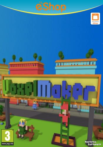 VoxelMaker WiiU coverM2 (AVMP)