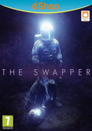 The Swapper WiiU coverM2 (AXZP)