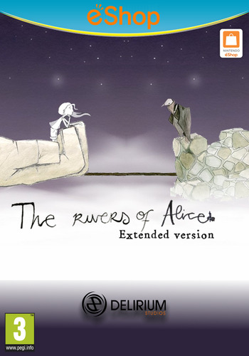 The Rivers of Alice:Extended Version WiiU coverM2 (BRAP)