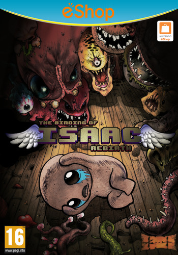 The Binding of Isaac: Rebirth WiiU coverM2 (BRXP)