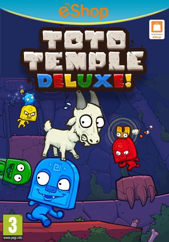 Toto Temple Deluxe WiiU coverM2 (BT2P)