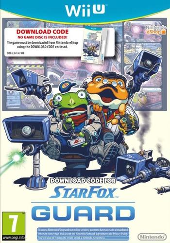 Star Fox Guard WiiU coverM2 (BWFP01)