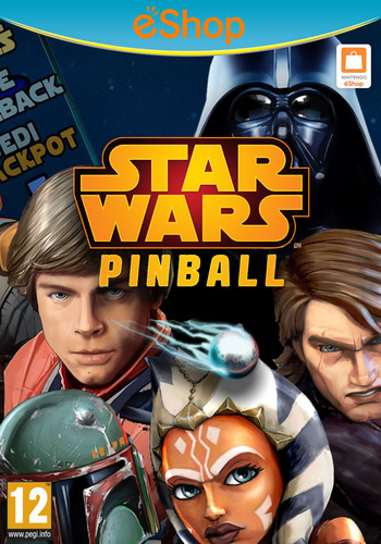 Star Wars Pinball WiiU coverM2 (WA2P)