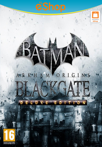 Batman: Arkham Origins Blackgate - Deluxe Edition WiiU coverM2 (WBMP)