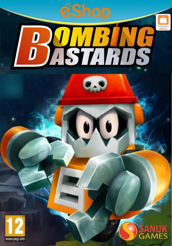 Bombing Bastards WiiU coverM2 (WBXP)