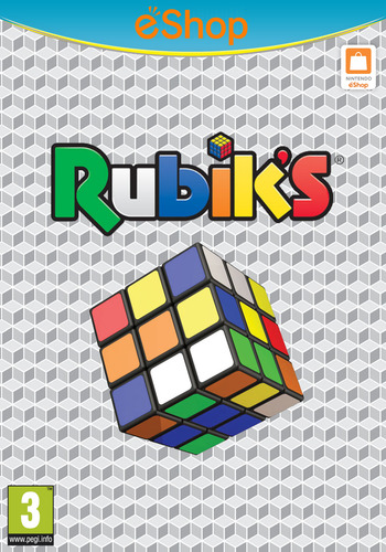 Rubik's Cube WiiU coverM2 (WC2P)