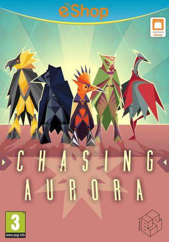 Chasing Aurora WiiU coverM2 (WCAP)