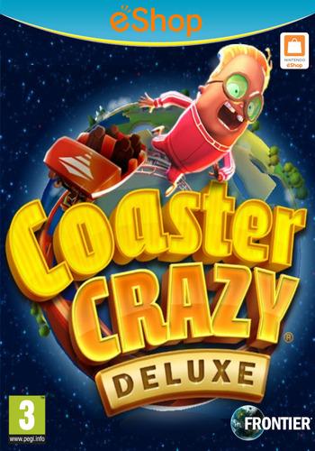 Coaster Crazy Deluxe WiiU coverM2 (WCDP)