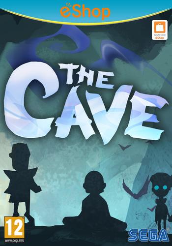 The Cave WiiU coverM2 (WCVP)