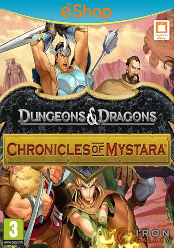 Dungeons & Dragons - Chronicles Of Mystara WiiU coverM2 (WDDP)