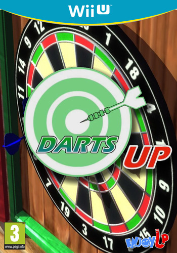 Darts Up WiiU coverM2 (WDUP)