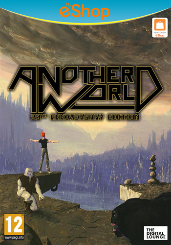 Another World: 20th Anniversary Edition WiiU coverM2 (WEUP)