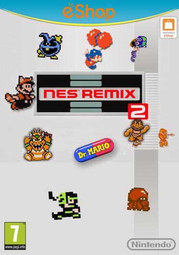NES Remix 2 WiiU coverM2 (WF2P)