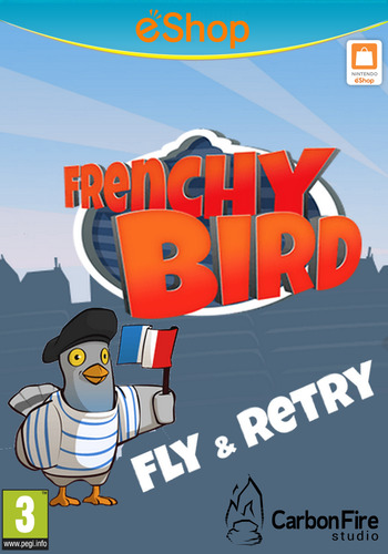 Frenchy Bird WiiU coverM2 (WFUP)