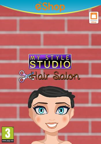 My Style Studio: Hair Salon WiiU coverM2 (WHSP)