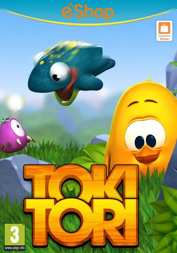 Toki Tori WiiU coverM2 (WKRP)
